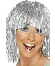 Cyber Tinsel (Silver)